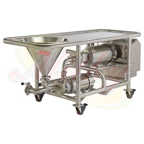 Milk Powder Mixer Unit, milk powder mixer machine